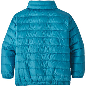 Patagonia Baby Down Sweater Lapset, balkan blue/forge grey